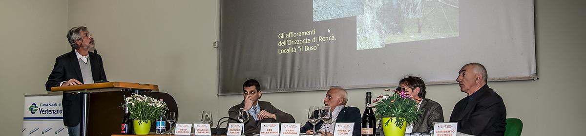 VAL D'ALPONE – FAUNE, FLORE E ROCCE DELL'EOCENE
